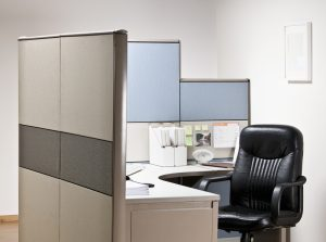 Depue Cubicles for sale
